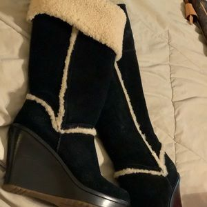 UGGS Wedge Boots